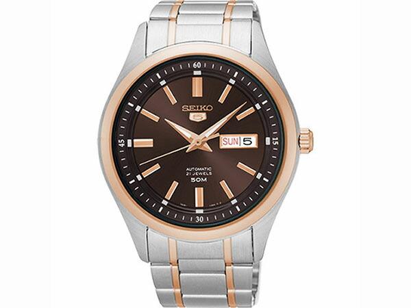 SEIKO 5 セイコー5 逆輸入 自動巻き メンズ 腕時計 SNKM94J1 日本製-1