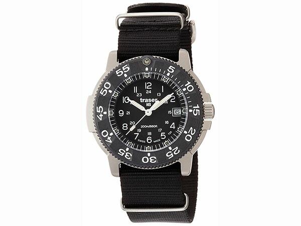 Traser トレーサー コマンダーフォース ミリタリーウォッチ 腕時計 メンズ P6506.430.32.02-1