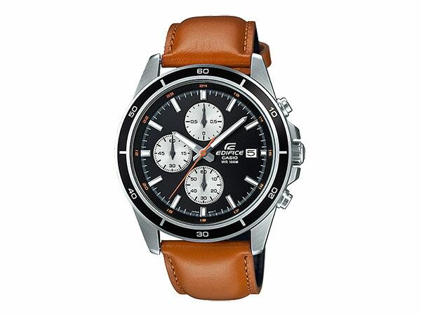 カシオ CASIO エディフィス EDIFICE クロノ メンズ 腕時計 EFR-526L-1B-1