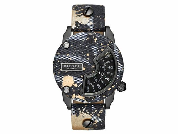 ディーゼル DIESEL ALRITE REPLICA 腕時計 メンズ DZ7389-1
