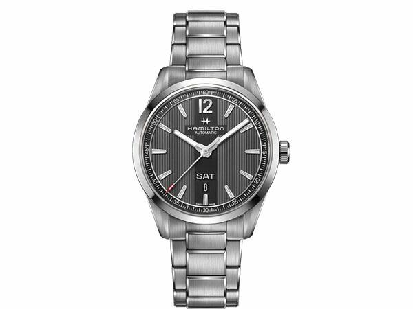 ハミルトン HAMILTON ブロードウェイ デイデイト オート 自動巻き 腕時計 メンズ H43515135-1