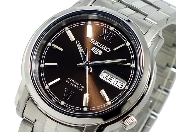 セイコー SEIKO セイコー5 SEIKO 5 自動巻き 腕時計 SNKK79K1-1