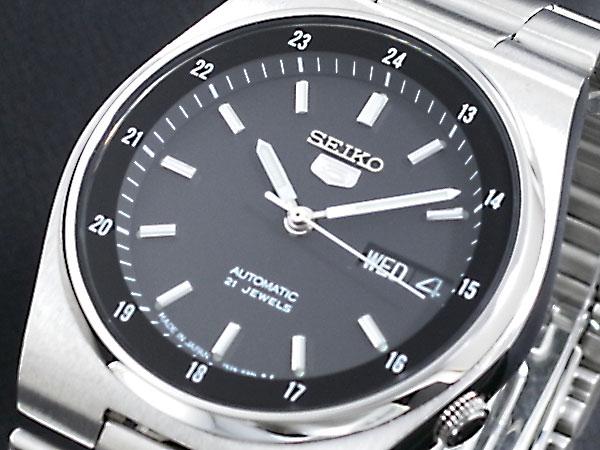 セイコー SEIKO セイコー5 SEIKO 5 自動巻き 腕時計 SNXM19J5 メンズ-1
