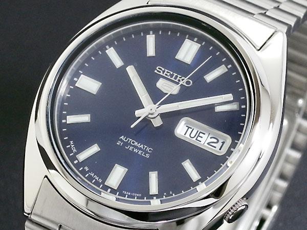 セイコー SEIKO セイコー5 SEIKO 5 自動巻き 腕時計 SNXS77J1 メンズ-1