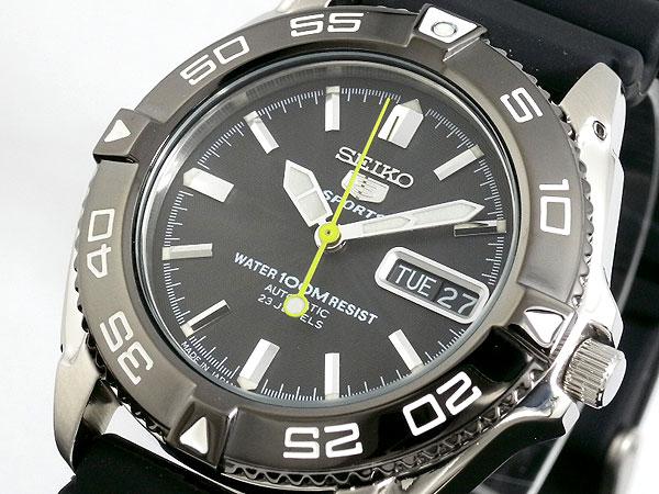 セイコー SEIKO セイコー5 スポーツ 5 SPORTS 日本製 自動巻き 腕時計 SNZB23J2-1