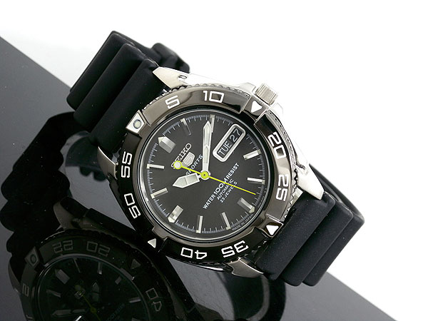 セイコー SEIKO セイコー5 スポーツ 5 SPORTS 日本製 自動巻き 腕時計 SNZB23J2-2