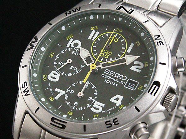 セイコー SEIKO 腕時計 SND377P3-1