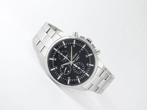 セイコー SEIKO 1/20秒 クロノグラフ 腕時計 SNDC81P1-2