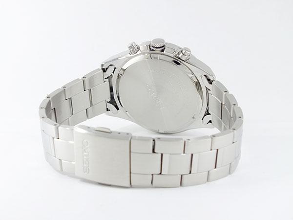 セイコー SEIKO 1/20秒 クロノグラフ 腕時計 SNDC81P1-3