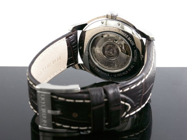 HAMILTON ハミルトン ジャズマスター 腕時計 自動巻き H32585551-3