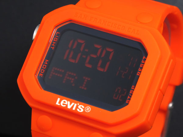 リーバイス LEVIS デジタル 腕時計 LTB1303-1