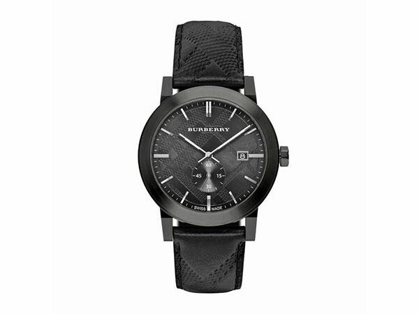 バーバリー BURBERRY ザ・シティ 腕時計 メンズ BU9906-1