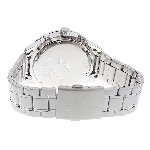 セイコー SEIKO 逆輸入 クロノグラフ メンズ 腕時計 SKS559P1 メタルベルト-3