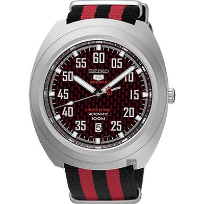 セイコー 5 スポーツ SEIKO 腕時計 自動巻き 海外モデル SRPA87J1-1