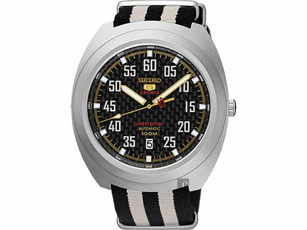 セイコー 5 スポーツ SEIKO 腕時計 自動巻き 海外モデル SRPA93J1-1