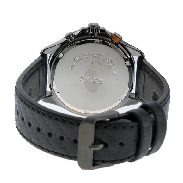 セイコー SEIKO 逆輸入 ソーラー クロノグラフ 腕時計 SSC499P1-3