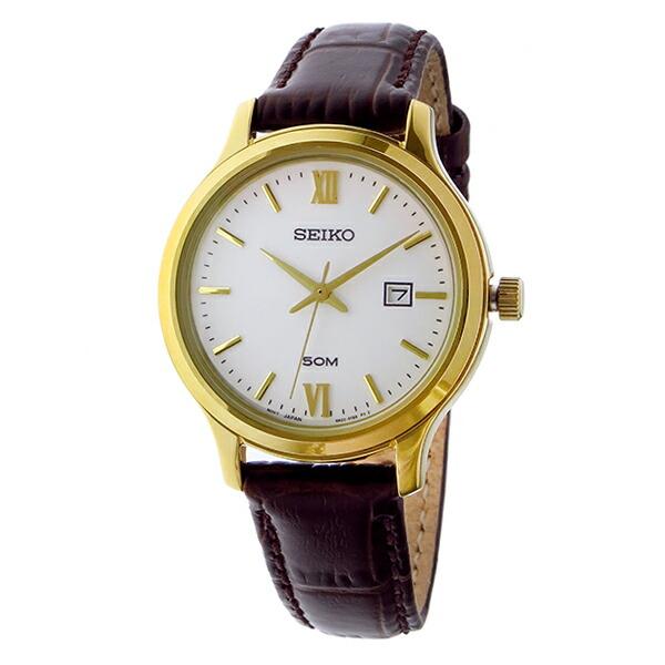 セイコー SEIKO クラシック クオーツ レディース 腕時計 SUR702P1 ホワイト-2