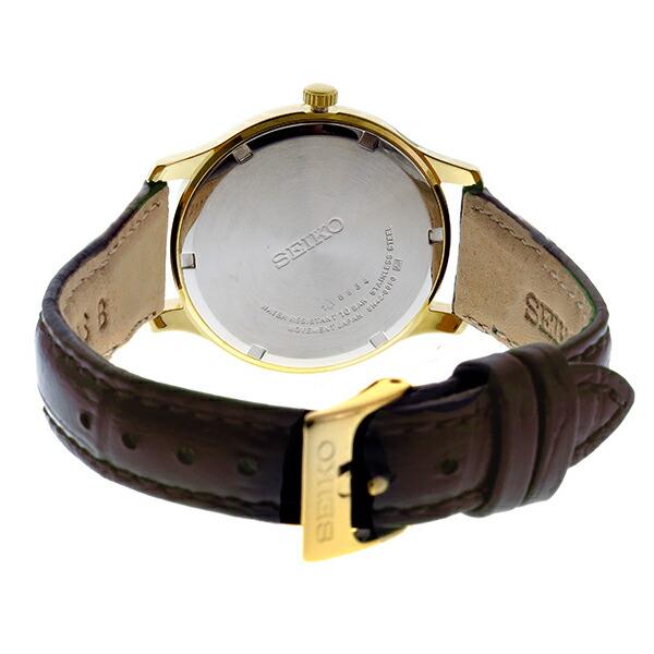 セイコー SEIKO クラシック クオーツ レディース 腕時計 SUR702P1 ホワイト-3