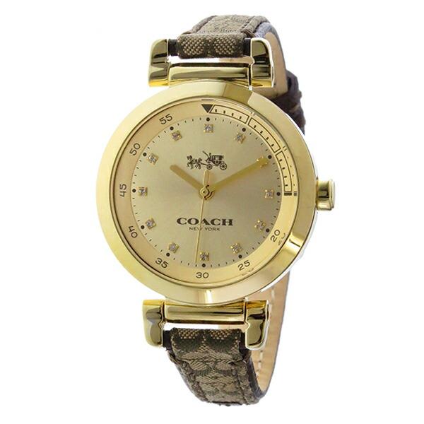 コーチ COACH スポーツ 1941SPORT クオーツ レディース 腕時計 14502539 ゴールド-2