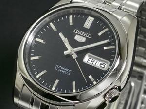 セイコー 5 SEIKO ファイブ 腕時計 自動巻き SNK357K1-1