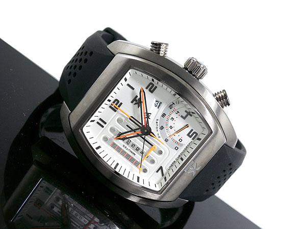 TX ティーエックス 変則クロノグラフ 腕時計 T3C487-2