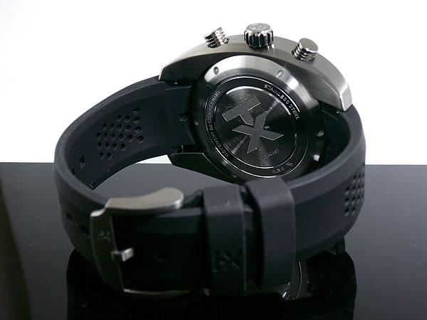 TX ティーエックス 変則クロノグラフ 腕時計 T3C487-3