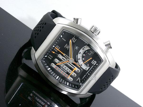 TX ティーエックス 変則クロノグラフ 腕時計 T3C489-2