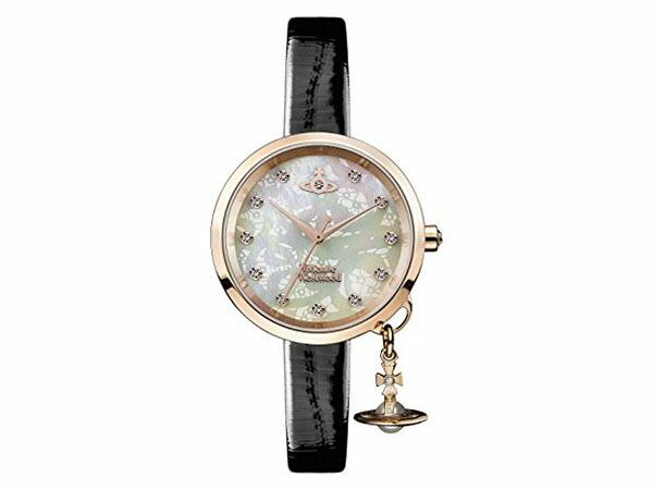 VIVIENNE WESTWOOD ヴィヴィアン ウエストウッド 腕時計 レディースVV139WHBK-1