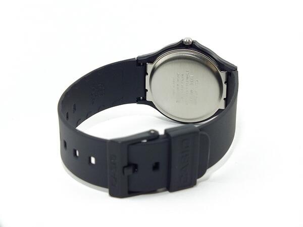 カシオ CASIO ベーシック 逆輸入 クオーツ メンズ 腕時計 MQ-24-7B2L ホワイト×ブラック メンズ-3