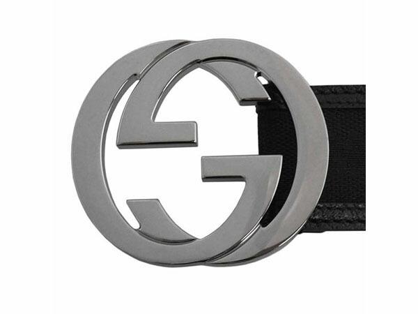 GUCCI グッチ GGバックル ベルト 114984 F401R 1000 80cm-2