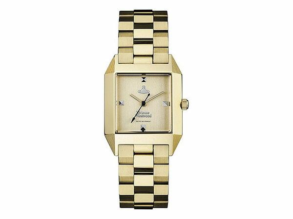 ヴィヴィアン ウエストウッド クオーツ レディース 腕時計 VV143GDGD-1