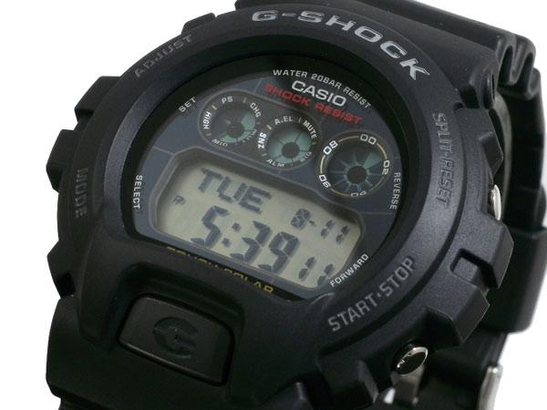 カシオ CASIO Gショック G-SHOCK タフソーラー 腕時計 G6900-1-1