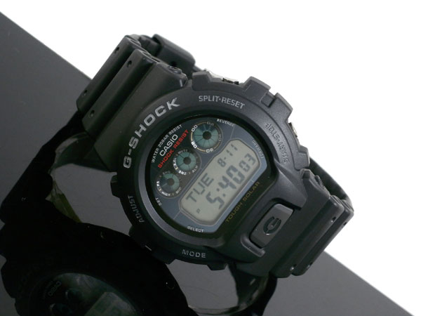 カシオ CASIO Gショック G-SHOCK タフソーラー 腕時計 G6900-1-2
