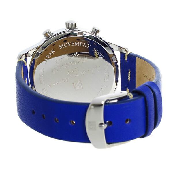 サルバトーレマーラ クロノグラフ クオーツ メンズ 腕時計 SM17110-SSBL-3