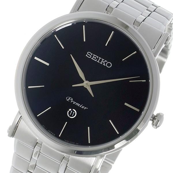セイコー SEIKO プレミア PREMIER 薄型 クオーツ メンズ 腕時計 SKP399P1-1