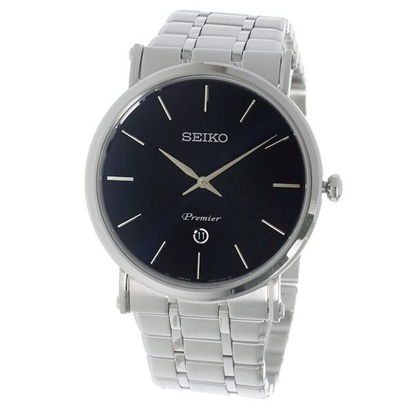 セイコー SEIKO プレミア PREMIER 薄型 クオーツ メンズ 腕時計 SKP399P1-2