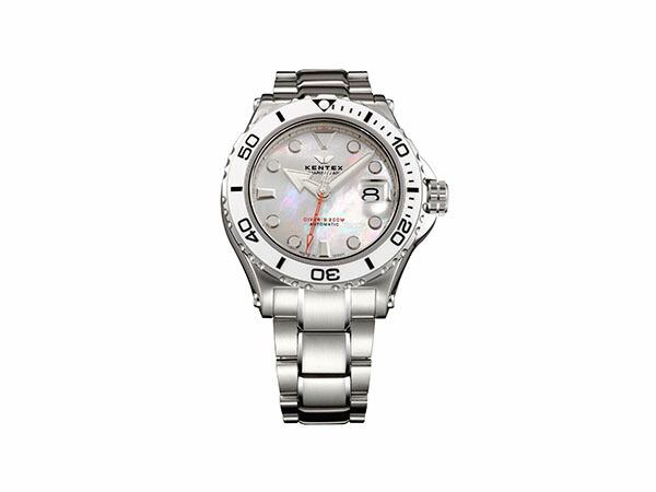 ケンテックス KENTEX マリンマン シーホース2  腕時計 s706m-18 限定モデル -1