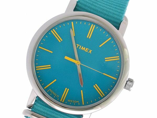 タイメックス TIMEX クオーツ メンズ 腕時計 T2P363 エメラルドグリーン-1