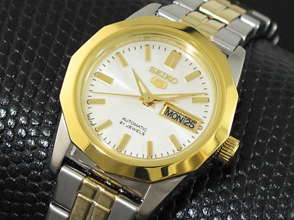 セイコー SEIKO セイコー5 ドレス DRESS 自動巻き 腕時計 SYMH64J1-1