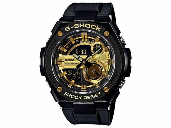 カシオ CASIO Gショック Gスチール メンズ 腕時計 GST-210B-4A-1