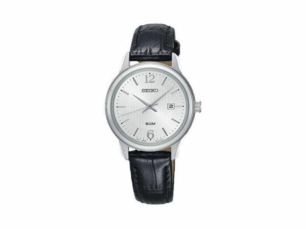 セイコー SEIKO クオーツ レディース 腕時計 SUR659P1 革ベルト-1