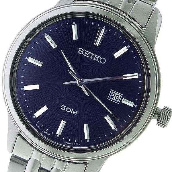 セイコー SEIKO ネオクラシック NEO CLASSIC クオーツ レディース 腕時計 SUR663P11 ブラック-1