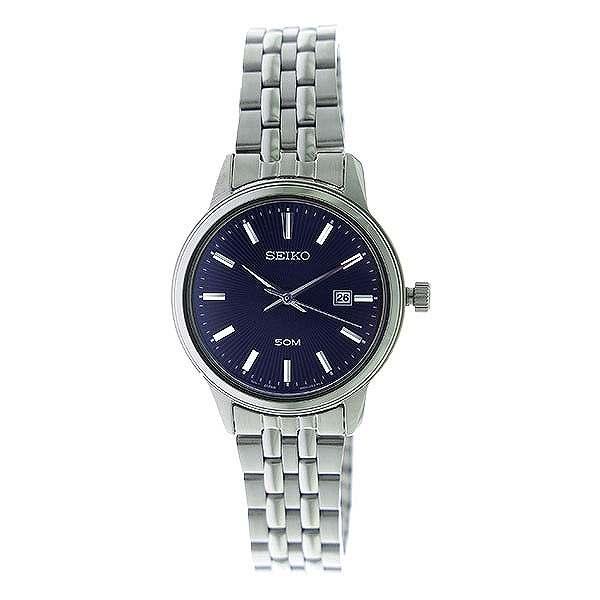 セイコー SEIKO ネオクラシック NEO CLASSIC クオーツ レディース 腕時計 SUR663P11 ブラック-2