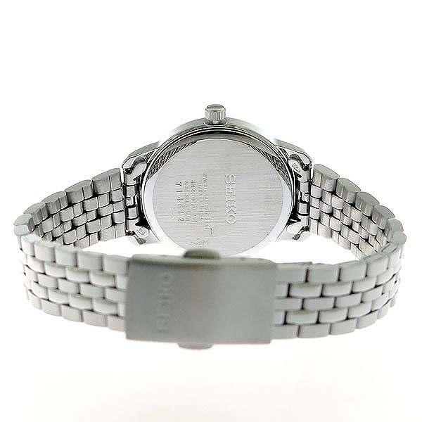 セイコー SEIKO ネオクラシック NEO CLASSIC クオーツ レディース 腕時計 SUR663P11 ブラック-3