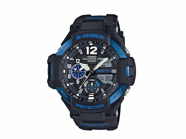 カシオ CASIO Gショック G-SHOCK 腕時計 グラビティマスター GA1100-2B メンズ-1