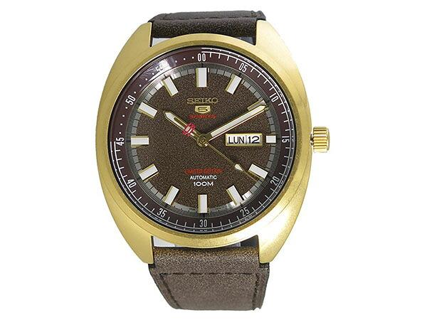 セイコー SEIKO SEIKO 5 SPORTS 自動巻き メンズ 腕時計 SRPB74K1 ブラウン-2