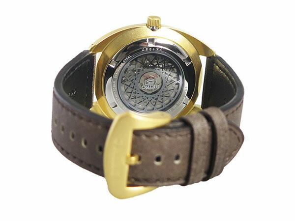 セイコー SEIKO SEIKO 5 SPORTS 自動巻き メンズ 腕時計 SRPB74K1 ブラウン-3