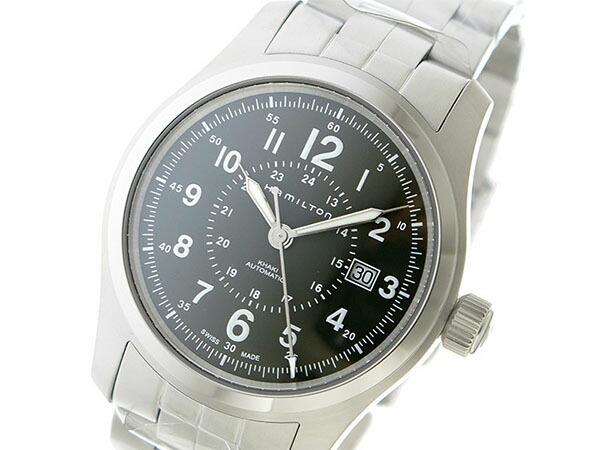 ハミルトン HAMILTON カーキ フィールド 自動巻き メンズ 腕時計 H70605163 カーキ-1