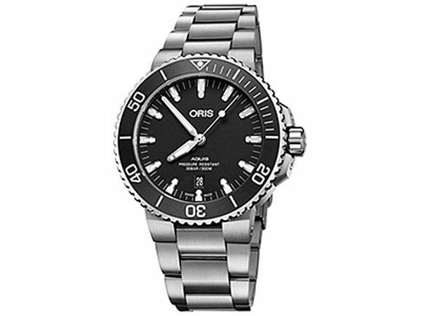 オリス ORIS ダイバーズ 65 自動巻き 腕時計 73377304124M アクイス デイト-1