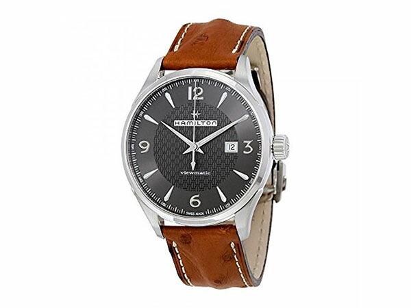 ハミルトン HAMILTON オート ジャズマスター ビューマチック 自動巻き 腕時計 H32755851  メンズ-1